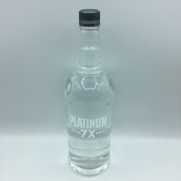 Platinum Vodka Liter