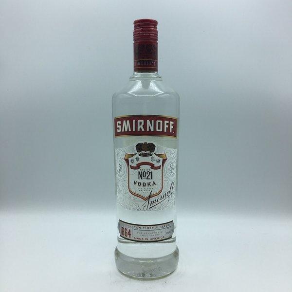 Smirnoff Triple Distilled Vodka Liter