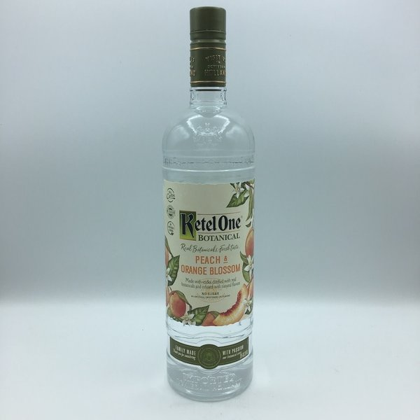 Ketel One Botanical Peach & Orange Blossom Liter