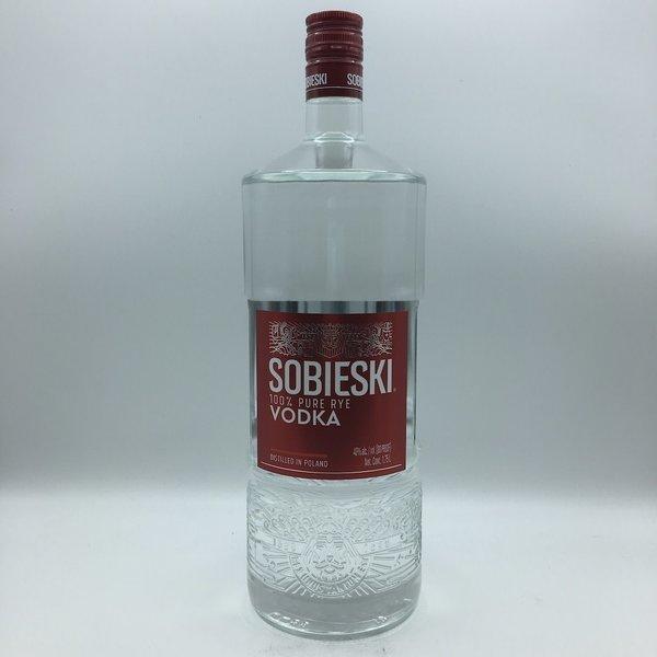 Sobieski Rye Vodka 1.75L
