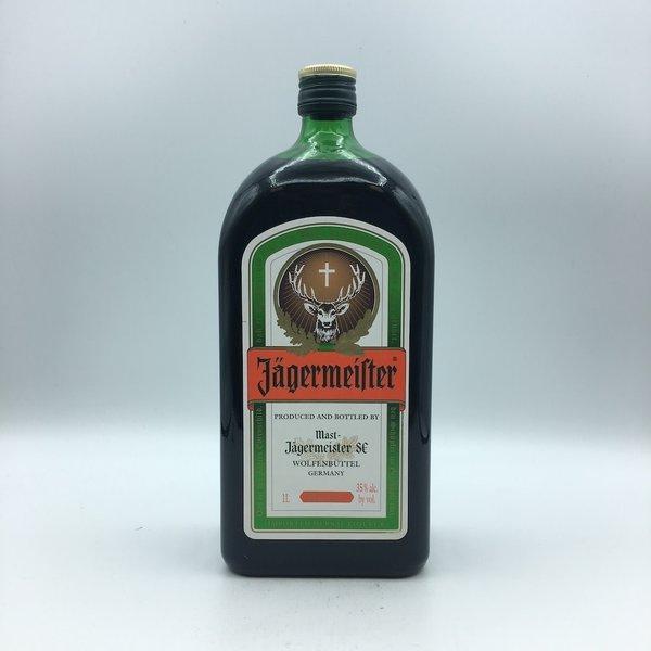 Jagermeister Liter