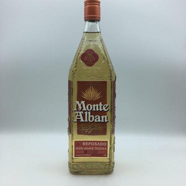 Monte Alban Reposado Tequila Liter