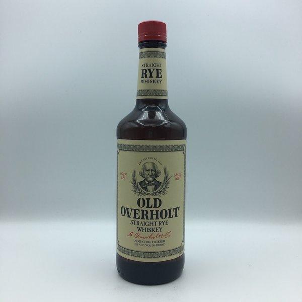 Old Overholt Rye 750ML