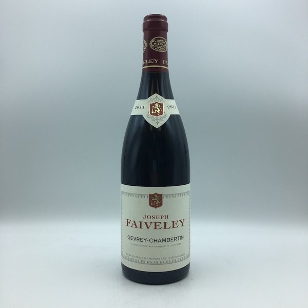 Joseph Faiveley 2011  Gevrey-Chambertin 750ML