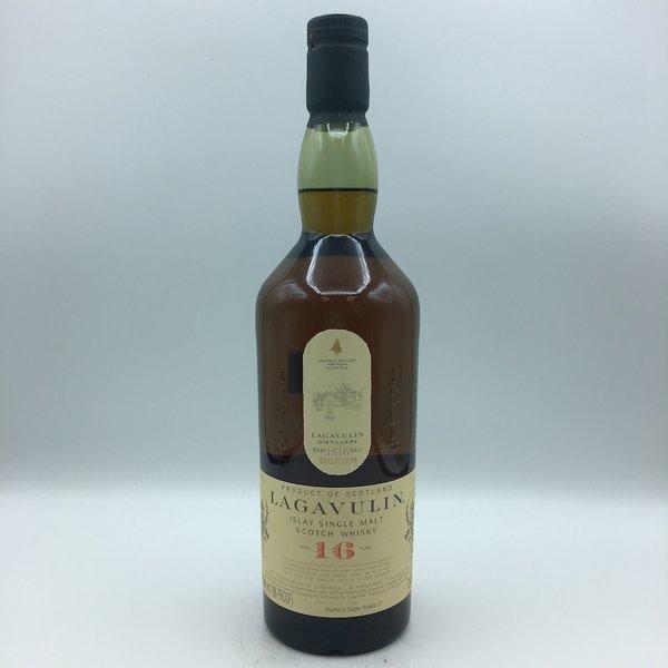 Lagavulin 16YR Islay Single Malt Scotch Whisky 750ML