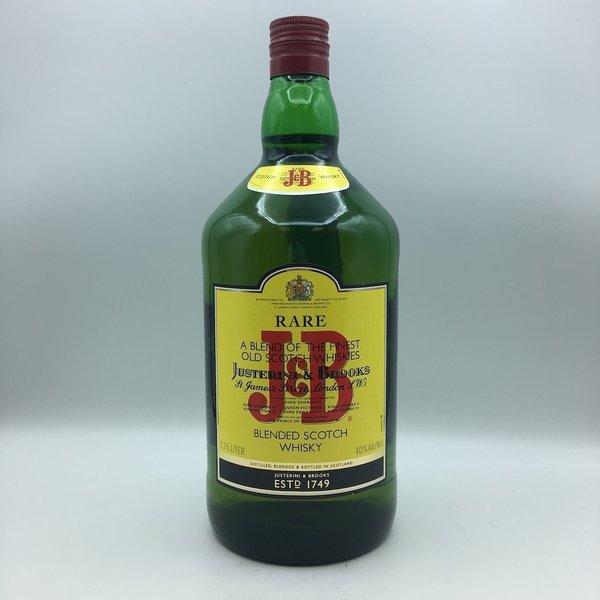 J & B Scotch 1.75L