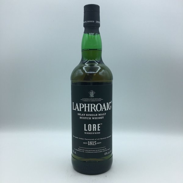 Laphroaig Lore Islay Single Malt Scotch 750ML