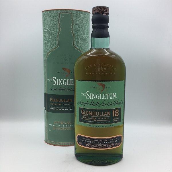 The Singleton Glendullan 18YR Scotch Whisky 750ML
