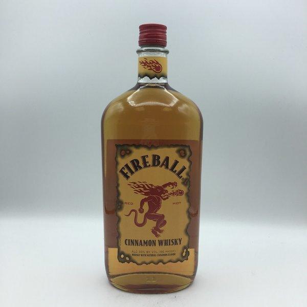 Fireball Cinnamon Whiskey Liter