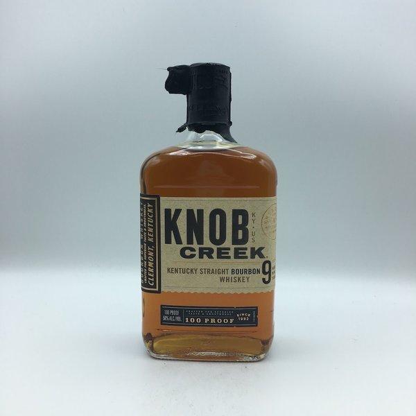 Knob Creek Small Batch 9YR 100 Proof 750ML