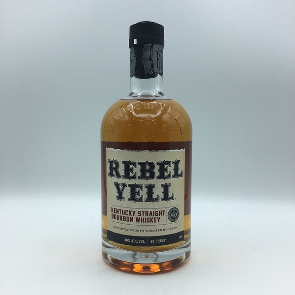 Rebel Yell 80 proof Bourbon 750ML