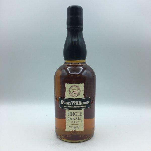 Evan Williams Single Barrel Bourbon 750ML