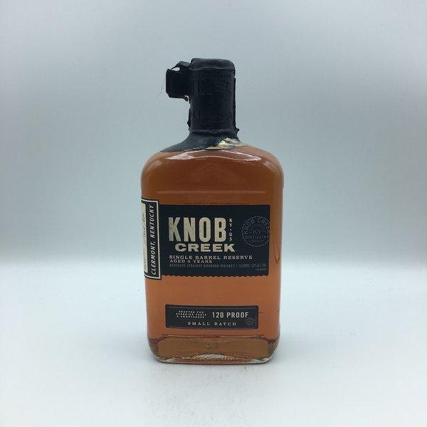 Knob Creek Single Barrel Reserve 120 Proof 750ML