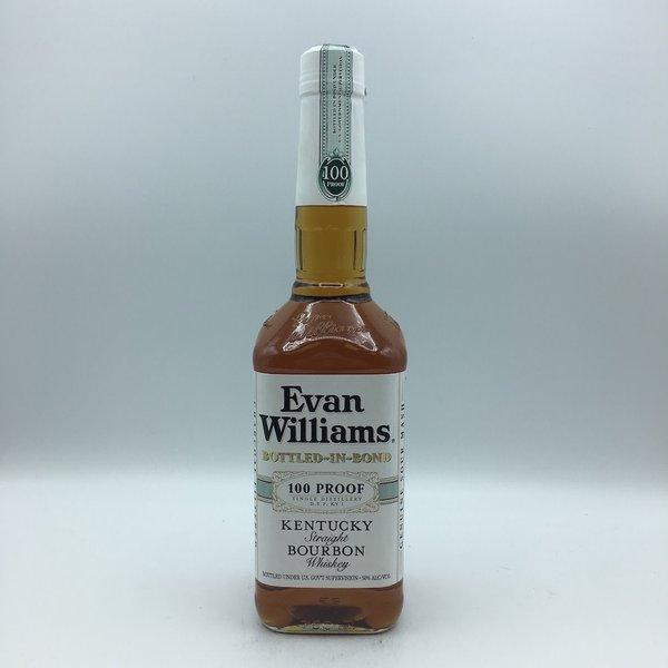 Evan Williams 100-Proof Bottled-in-Bond  Bourbon 750ML