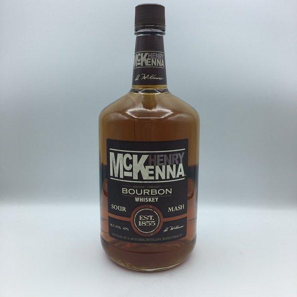 Henry McKenna Bourbon Whiskey 1.75L