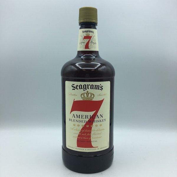 Seagrams 7 1.75L