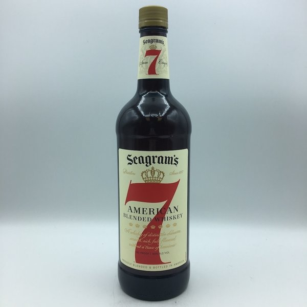 Seagrams 7 Liter