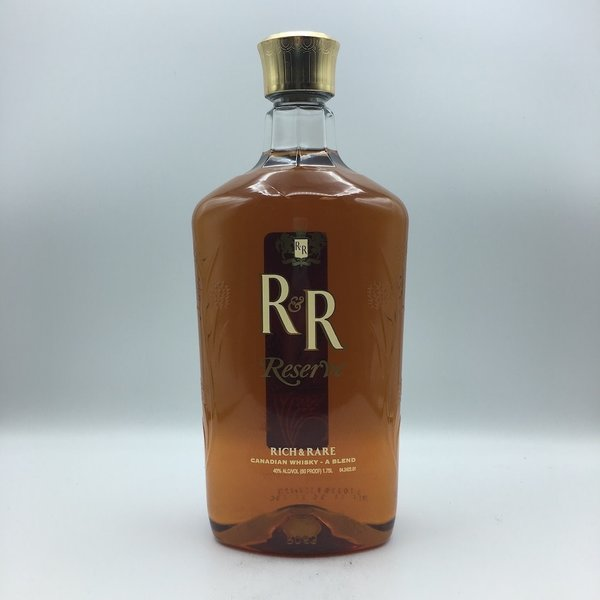 R&R Rich and Rare RESERVE 1.75L