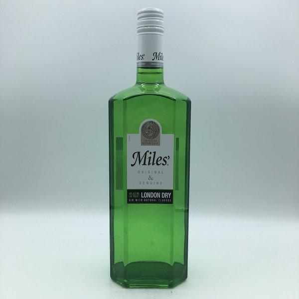 Miles' Gin Liter