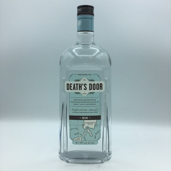 Deaths Door Gin Liter