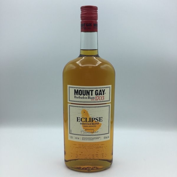 Mount Gay Eclipse Rum Liter