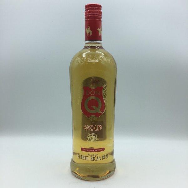 Don Q Gold Rum Liter
