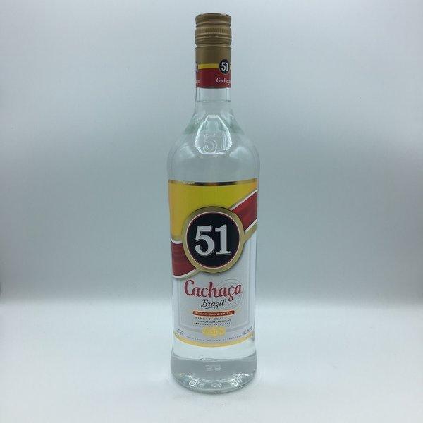 Pirassununga Cachaca 51 Brazil Liter