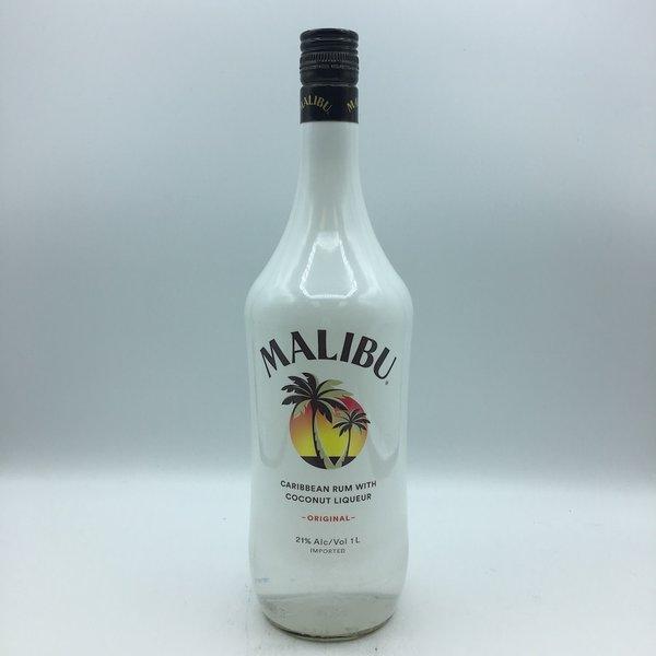 Malibu Coconut Rum Liter