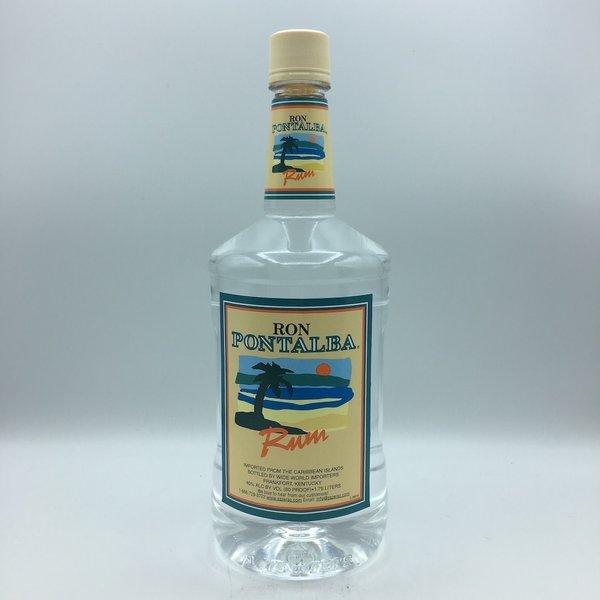 Ron Pontalba Silver Rum 1.75L