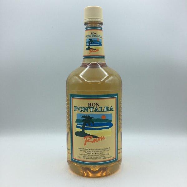Ron Pontalba Dark Rum 1.75 L