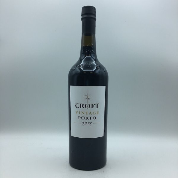 Croft Vintage Porto 2017 750ML