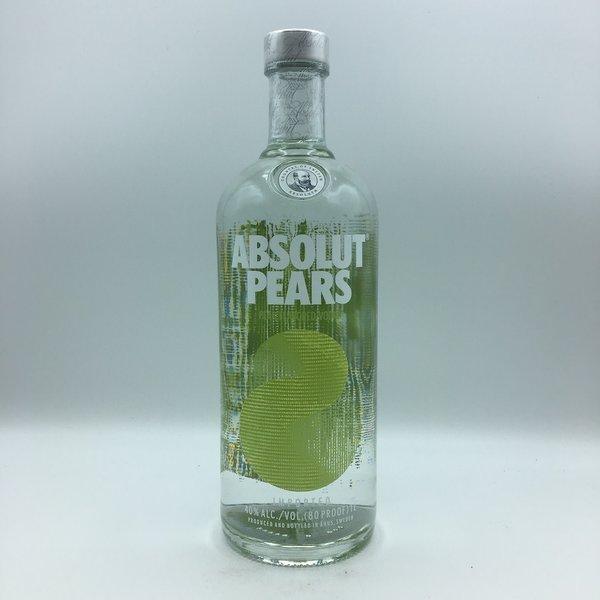 Absolut Pears Vodka Liter