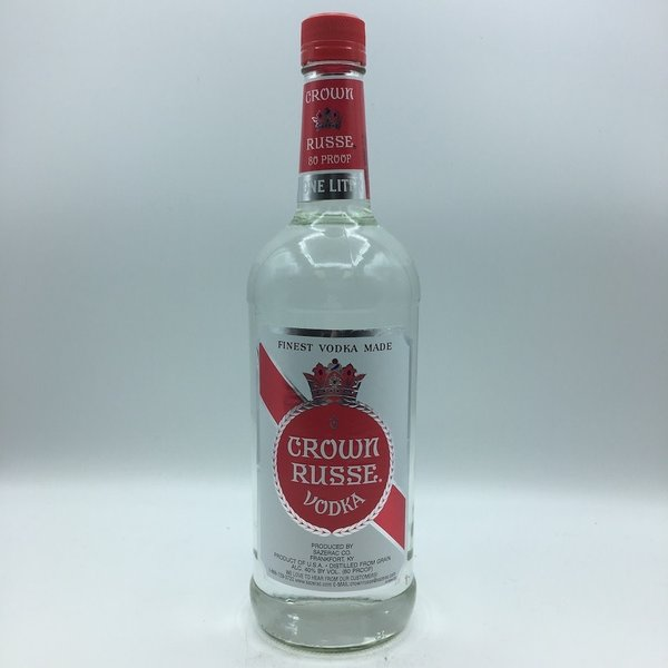 Crown Russe Vodka Liter