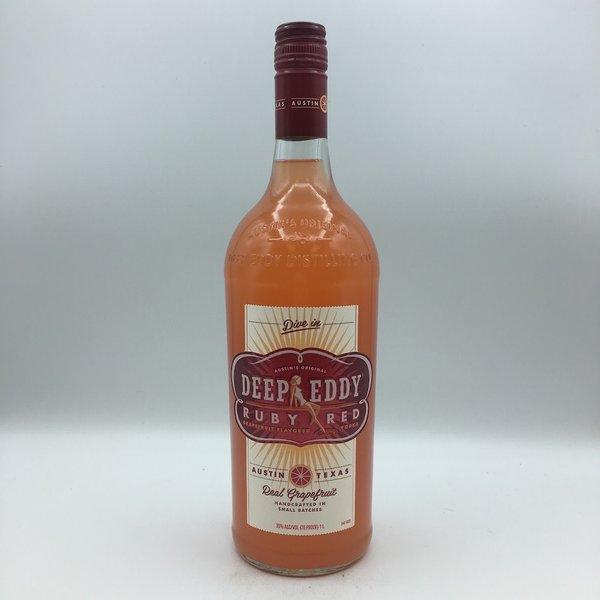 Deep Eddy Ruby Red Grapefruit Vodka Liter
