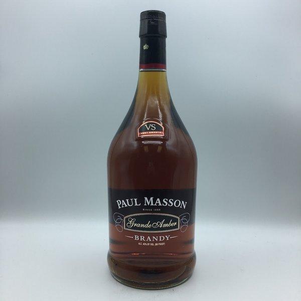 Paul Masson Grande Amber Brandy 1.75L