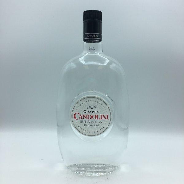 Candolini Grappa Bianca Liter