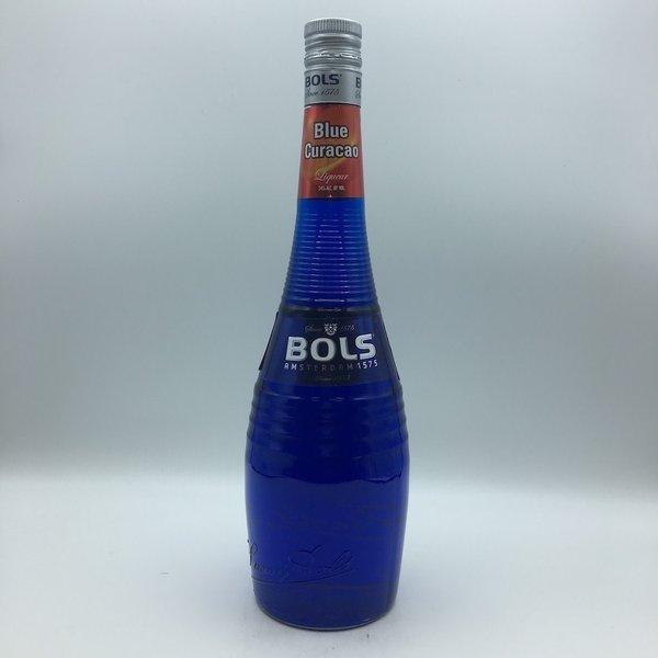 Bols Blue Curacao Liter