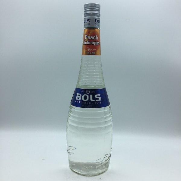 Bols Peach Schnapps Liter