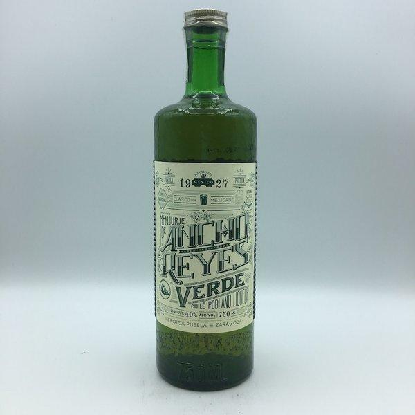 Menjurje de Ancho Reyes Verde Poblano Chile Liqueur 750ML
