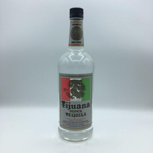 Tijuana Silver Tequila Liter