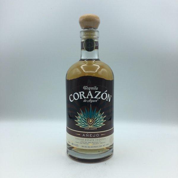 Corazon de Agave Tequila Anejo 750ML