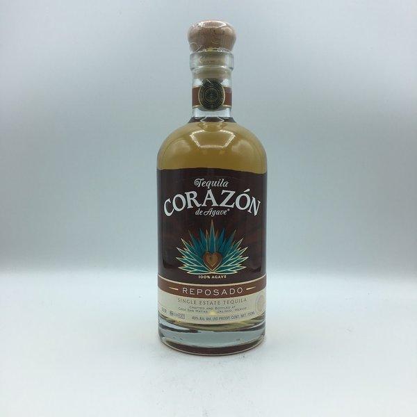 Corazon de Agave Reposado Tequila 750ML
