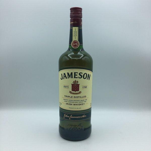 Jameson Irish Whiskey Liter