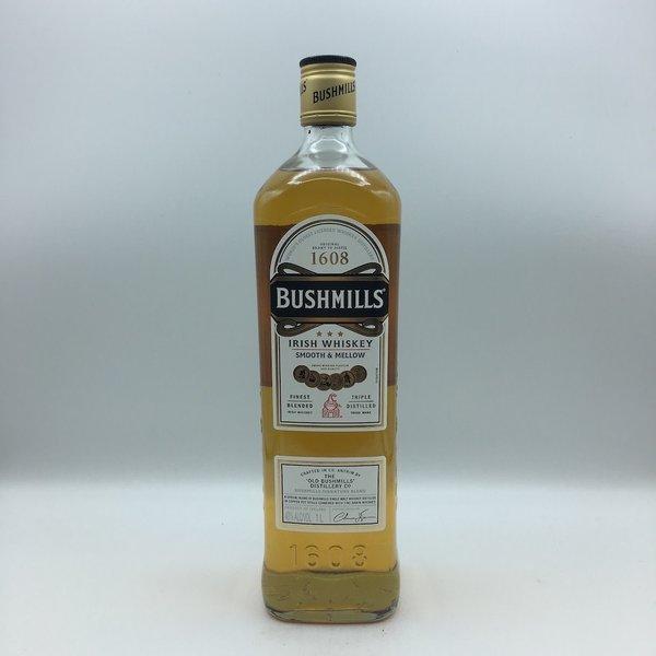 Bushmills Irish Whiskey Liter