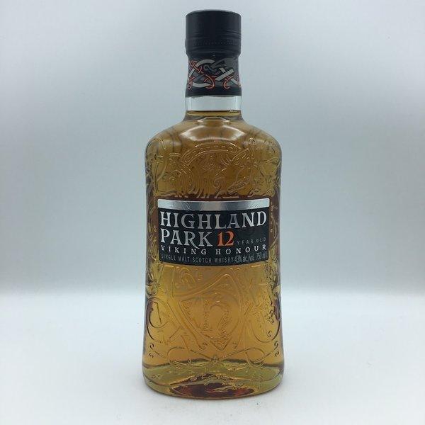 Highland Park 12 Year Scotch 750ML