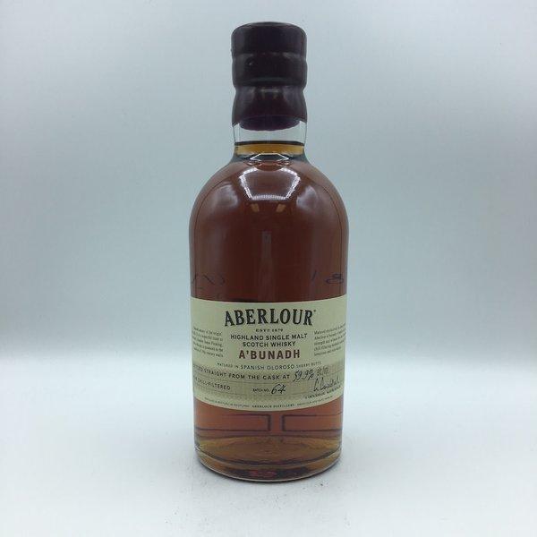 Aberlour Abundah Single Malt Scotch 750ML