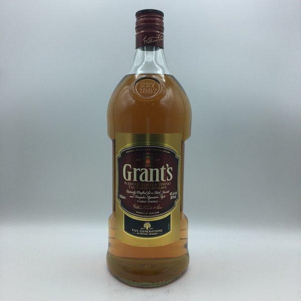 Grant's Blended Scotch Whiskey 1.75L