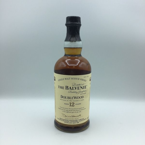 The Balvenie Scotch 12YR Doublewood 750ML