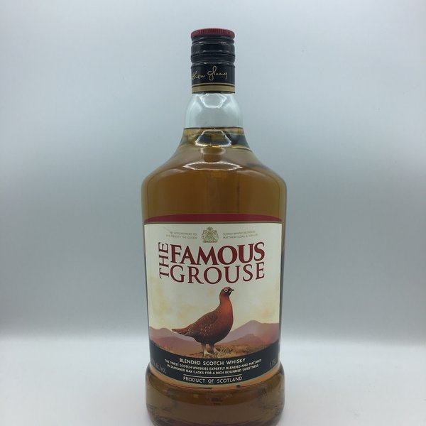 Famous Grouse Scotch Whiskey 1.75L