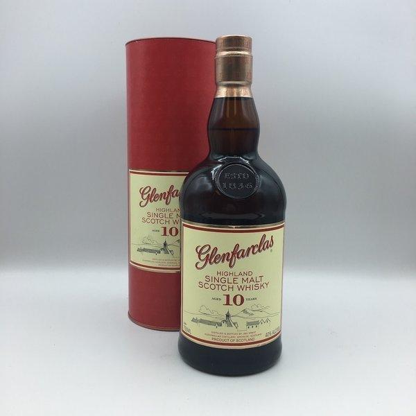Glenfarclas Highland Single Malt Scotch Whisky 10yr 750ML